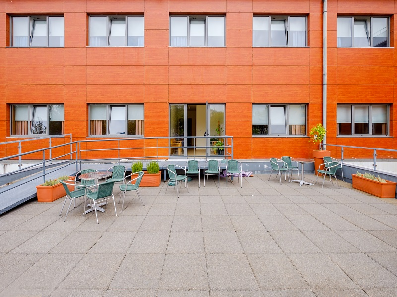 Estrutura Residencial para Pessoas Idosas (ERPI)